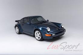 1994 porsche 911 turbo 1994 porsche carrera 3 6 turbo stock 1991101a for sale near new