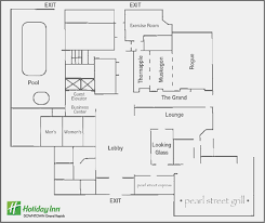 Holiday Inn Express Floor Plans Meetings U0026 Events Holiday Inn Grand Rapids Downtown