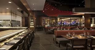 Chinese Restaurant Kitchen Design by Trimark Federighi Design Featured Project M Y China Located