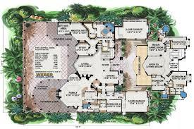 mid century modern house plans vintage 1960s plan spanish villa