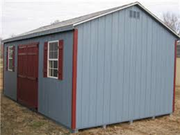 barn and wood shed building kits in virginia and west virginia