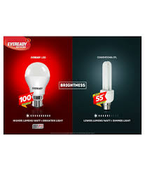 aa battery light bulb eveready 14w 6500k pack of 2 with 4 aa battery free buy eveready