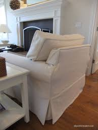 Slipcover For Oversized Chair And Ottoman by Furniture Quick And Easy Solution To Protect Furniture From