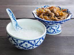 cha e cuisine kao chae royal food cuisin stock image image of grain water