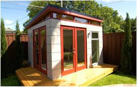 Contemporary Garden Sheds Backyards Fascinating 13 Garden Shed Office Ideas Uk Awesome