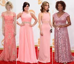 2013 emmy awards red carpet jewel dresses stylefrizz