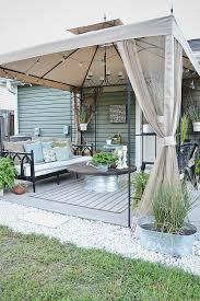 back patio makeover full reveal u0026 source list liz marie blog