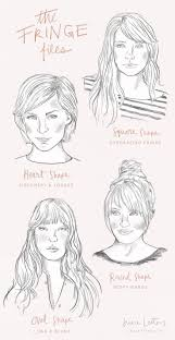 medium length hairstyles for heart shaped face best 25 round face shapes ideas on pinterest face contour