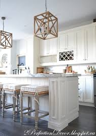 how to add a kitchen island 2perfection decor adding wood planks to our kitchen island