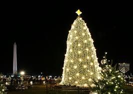 capital weather gang national christmas tree sans snow
