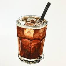 manhattan drink illustration vedi la foto di instagram di dalgura u2022 piace a 323 persone