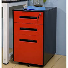amazon two drawer file cabinet red filing cabinet dosgildas com