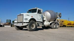 kenworth concrete truck kenworth w900 mixer truck youtube