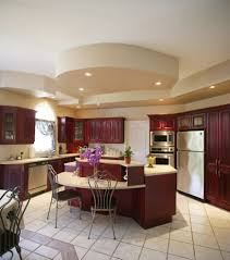 kitchen island with built in dining table of including the types