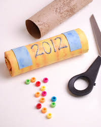 new year noisemakers new year s recycled noisemakers activity education