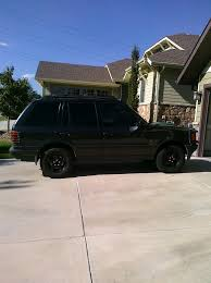 land rover 1999 murdered out my range rover what would dan do