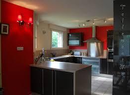 peinture dans une cuisine peinture pour cuisine stunning couleur brique images design