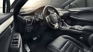 lexus lf nx interior 2018 lexus nx luxury crossover features lexus com