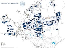 Humboldt State University Map by Directions And Campus Map University Of Hohenheim