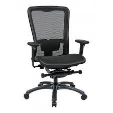 Office Star Leather Chair Ergonomic Task Chair By Office Star