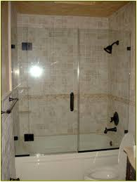 glass doors for bathtub home design ideas