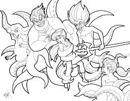 ursula coloring pages ursula languages ursula