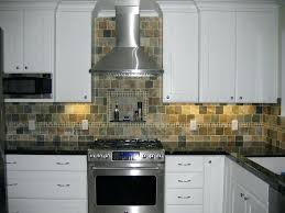 slate backsplash in kitchen slate tile backsplash kitchen contemporary with none slate tile