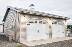 24x36 Garage Plans by One Story Garage Prefab And Modular Garages Woodtex