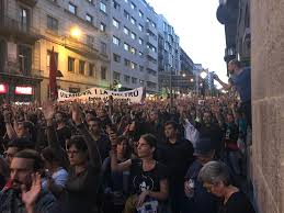 barcelona catalonia independence protests the big picture