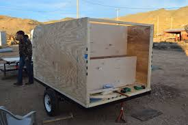 Teardrop Trailer Plans Free by Home Built Teardrop Trailer Plans Home Plans