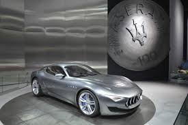 maserati alfieri black maserati to debut granturismo replacement in 2017 alfieri in 2018