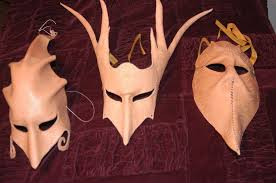 unpainted masks unpainted masks by venerable wog on deviantart