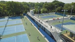 cary leeds tennis center gluck