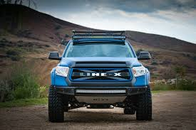 Line X Floor Coating by This Line X Coated Tundra Could Survive The Apocalypse Wheels Ca