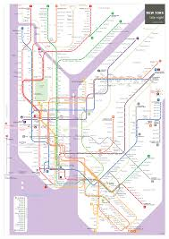 New York Subwy Map by New York City Late Night Subway Map Inat Maps