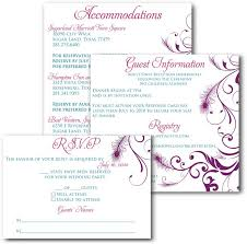 Response Card Wording Reception Invitation Template Full Size Of Wordings Indian