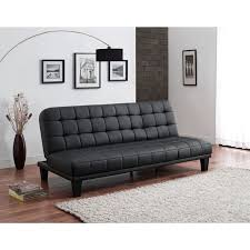 Convertible Leather Sofa by Best 25 Leather Futon Ideas On Pinterest Leather Daybed