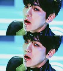 exo earrings recreating baekhyun s lip piercing exo 엑소 amino