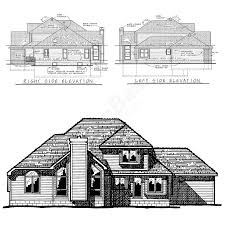 prairie retired 2285 traditional home plan at design basics