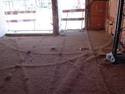 thermal acoustic insulation coconut fiber for floors