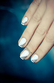 72 best black and white nail art images on pinterest black and
