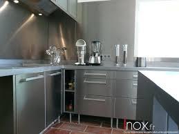 cuisine professionnelle inox inox pour cuisine astuces pour nettoyer vos l ments en inox plaque d