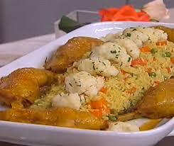 cuisine de choumicha recettes du poulet avec du riz et ses légumes chhiwat choumicha