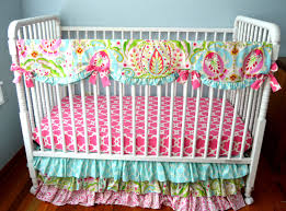 scalloped crib rail cover diy baby crib design inspiration