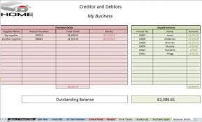 Account Spreadsheet Template General Ledger Template Templates Use Of T Accounts And Templates