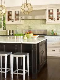 ideas for a green kitchen subway tile backsplash u2014 home designing