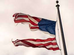 Ripped American Flag The Diminishing Role Of Facts In American Public Life Rand