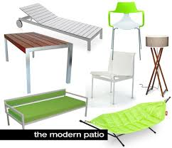 ready for spring with 2modern u0027s modern outdoor furniture design milk