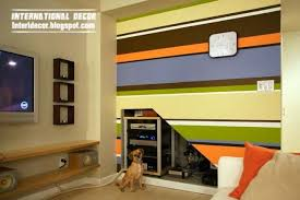 how to paint your house how to paint stripes on wall 20 ideas and designs