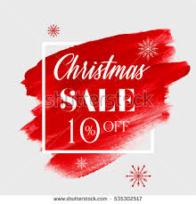 painted cards for sale christmas sale 70 sign stock vector 535302367